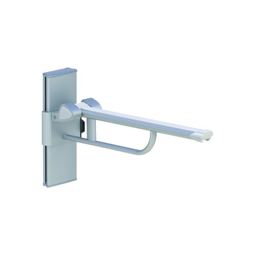 WALL MOUNTED LIFT-UP ARM SUPPORT, HEIGHT ADJUSTABLE