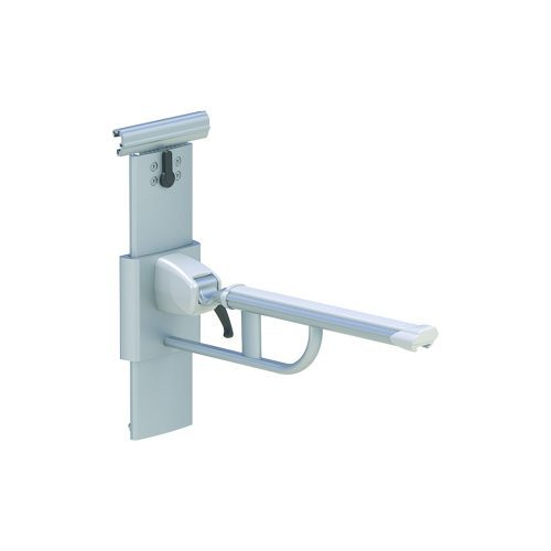 EASY SMART. LIFT-UP ARM SUPPORT FOR HORIZONTAL TRACK, HEIGHT AND SIDEWAYS ADJUSTABLE