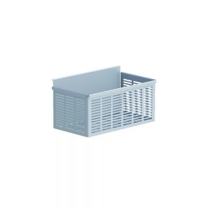 PERFORATED BASKET FOR HORIZONTAL TRACK - DIAPERS