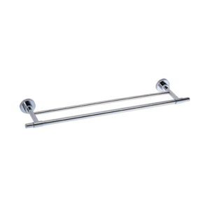 Double towel rail