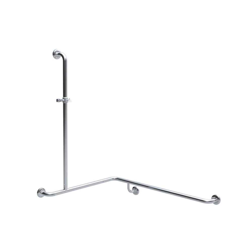 Disabled shower grab rails and corner shower grab rails Axess Trading