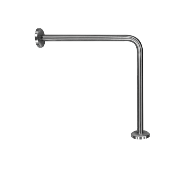 corner shower curtain rail