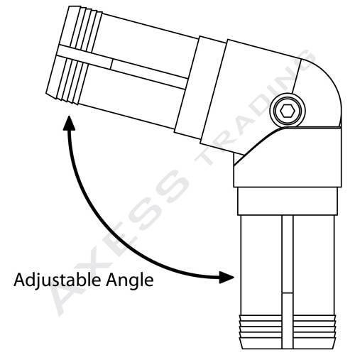 adjustable angle joiner