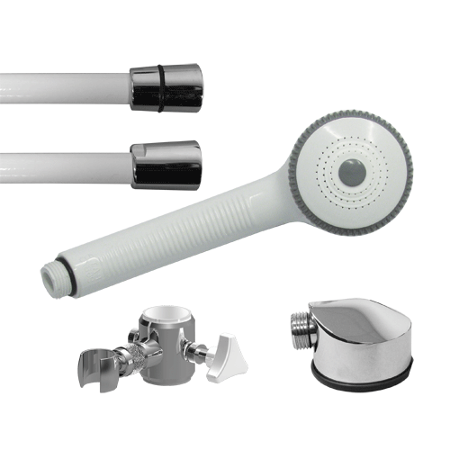 shower heads for care bathrooms