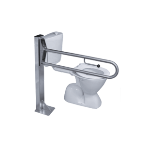 Drop Down Toilet Rail